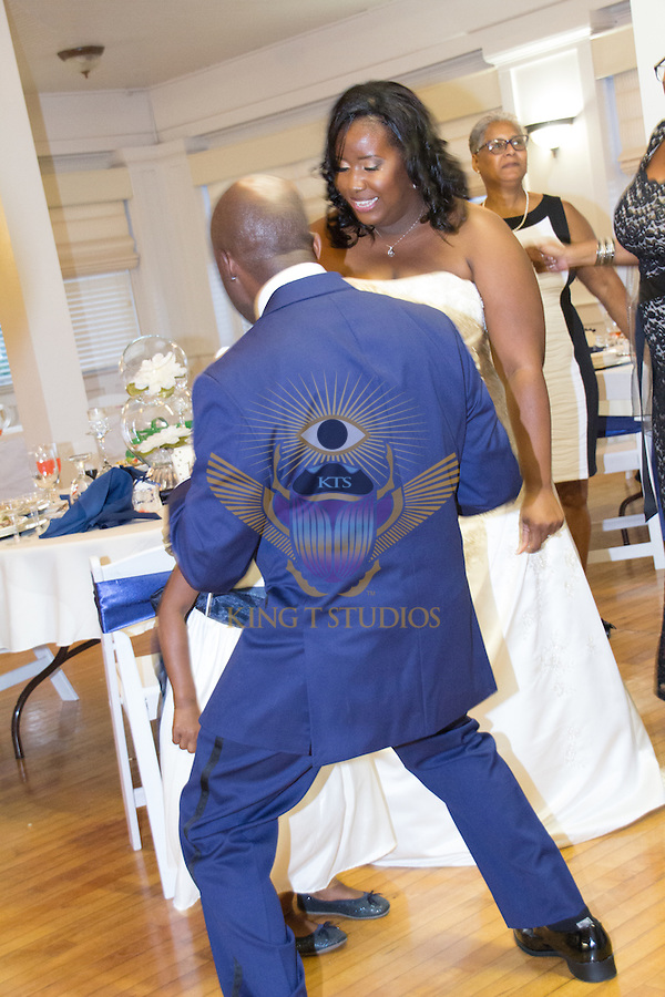 Mr. & Mrs. Todd B. Hepburn Wedding