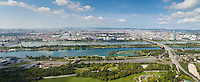 Vienna panorama