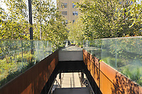 Highline, New York City, New York, designed by landscape architects James Corner Field Operations, with architects Diller Scofidio + Renfro&rdquo;