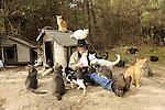 Dec 16, 2010  -- Lee , FL. .Craig Grant, cat sanctuary .Lee, Florida ..Nanette Entriken, Craig's assistant: kastlekats@yahoo.com .http://www.caboodleranch.com/videos.html ..Photo by Preston Mack