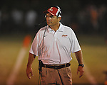Oxford High vs. Lafayette High coach Anthony Hart at William L. Buford Stadium in Oxford, Miss. on Friday, September 2, 2011. Lafayette won 40-12