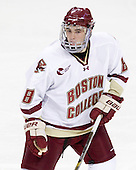 Edwin Shea (BC - 8) - The Boston College Eagles defeated the visiting University of Toronto Varsity Blues 8-0 in an exhibition game on Sunday afternoon, October 3, 2010, at Conte Forum in Chestnut Hill, MA.