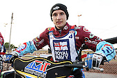 Piotr Swiderski of Lakeside - Lakeside Hammers vs Wolverhampton Wolves - Elite League Speedway at Arena Essex Raceway - 16/05/11 - MANDATORY CREDIT: Gavin Ellis/TGSPHOTO - Self billing applies where appropriate - Tel: 0845 094 6026