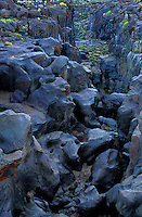 730850336 lava rocks and formations looking west over fossil falls blm protected lands inyo county california