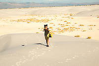"""This is my """"commute"""" to work! Photographing the beauty that is White Sands NM in New Mexico"""