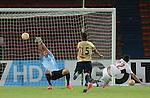 Por segunda fase de Copa Suramericana, Águilas Doradas cayó 2-1 ante Olimpia del Paraguay, en el global 2-3, y quedó fuera del torneo continental. El partido se desarrolló en el estadio Atanasio Girardot con gradas vacías.