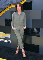 Annabeth Gish at the world premiere of &quot;The Lego Batman Movie&quot; at the Regency Village Theatre, Westwood, Los Angeles, USA 4th February  2017<br /> Picture: Paul Smith/Featureflash/SilverHub 0208 004 5359 sales@silverhubmedia.com