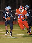 Bloomfield @ Fermi Varsity Football 2014