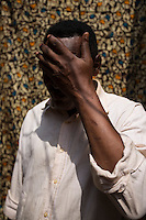 "Cameroon - Yaoundé - Richard Tchakunte, 50, covers his eyes as he recalls the words of his 18 years old son, Fabrice Gantat who left the family house in March 2015. Since then, Fabrice has never contacted his family. His father got the confirmation he left only by inquiring among his friends. ""They told me he called them when he left. He called them, but not me, his father"" he adds, his heart full of bitterness."