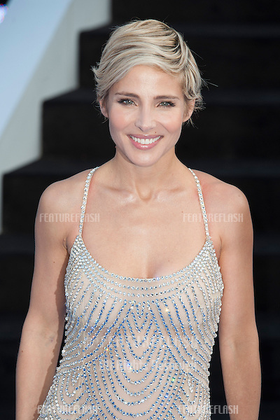 Elsa Patacky arriving for the 'Fast And Furious 6' Premiere, at Empire Leicester Square, London. 07/05/2013 Picture by: Simon Burchell / Featureflash