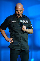 HOLLYWOOD, FL - AUGUST 23: Comedian, actor and television personality Howie Mandel performs at Hard Rock Live at Seminole Hard Rock Hotel & Casino on Friday August 11, 2016 in Hollywood, Florida. Credit: MPI10 / MediaPunch