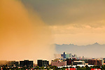 Haboob Rolls Through Phoenix
