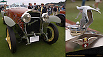 1923 Hispano-Suiza H6B Mulbacher Skiff, Pebble Beach Concours d'Elegance