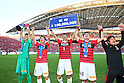 Soccer : 2016 J.League YBC Levain Cup final Gamba Osaka vs Urawa Reds