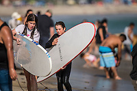 Doheny Surfing