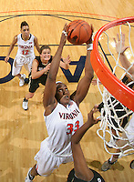 Aisha Mohammed virginia basketball.