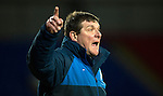 St Johnstone v Partick Thistle&hellip;02.03.16  SPFL McDiarmid Park, Perth<br />Tommy Wright shouts instructions<br />Picture by Graeme Hart.<br />Copyright Perthshire Picture Agency<br />Tel: 01738 623350  Mobile: 07990 594431