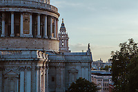 madison london party by st paul's