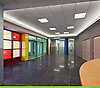 School in the Bronx by Lee Harris Pomeroy Architects