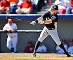 12 March 2011: New York Yankees' outfielder Daniel Turpen in action during a Spring Training game against the Washington Nationals at Space Coast Stadium in Viera, Florida. The Nationals edged out the Yankees 6-5 in Grapefruit League action. Mandatory Credit: Ed Wolfstein Photo