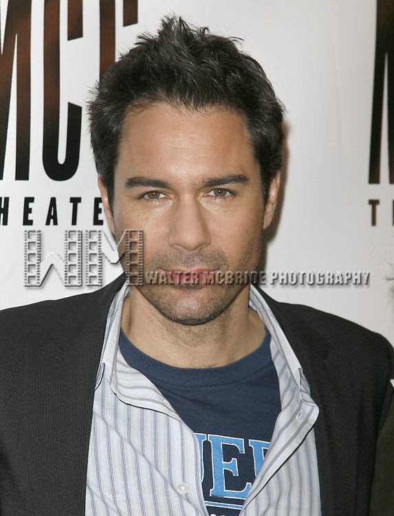 A Meet and Greet with the cast of the new Neil LaBute.Play SOME GIRL(S) presented by the MCC Theater starring:  Maura Tierney,Fran Drfescher, Judy Reyes, Eric McCormack and Brooke Smith..New York City..(pictured: Eric McCormack).April 27, 2006.© Walter McBride/WM Photography