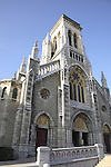 Jean Baptiste Church, Biarritz, Aquitaine, Pyrenees Atlantiques, France