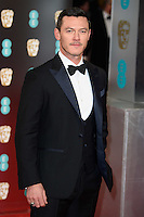 Luke Evans at the 2017 EE British Academy Film Awards (BAFTA) held at The Royal Albert Hall, London, UK. <br /> 12 February  2017<br /> Picture: Steve Vas/Featureflash/SilverHub 0208 004 5359 sales@silverhubmedia.com