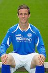 St Johnstone FC...Season 2011-12.Chris Millar.Picture by Graeme Hart..Copyright Perthshire Picture Agency.Tel: 01738 623350  Mobile: 07990 594431