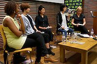 Granta 127: Japan translation workshop and launch, Free Word Centre, Clarkenwell, London, UK, May 7, 2014.