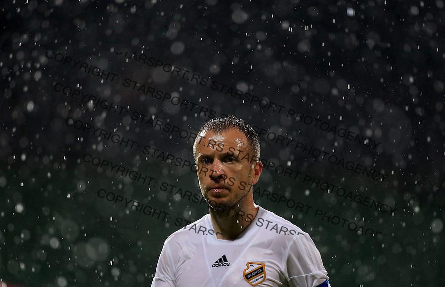 Fudbal Football Soccer<br /> UEFA Europa league-Second qualifying round, First leg<br /> Cukaricki v Grodig Austria<br /> Igor Matic<br /> Beograd, 07.17.2014.<br /> foto: Srdjan Stevanovic/Starsportphoto &copy;