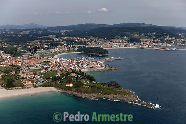 Sanxenxo,Pontevedra. 2008-04-15. (C) Pedro ARMESTRE
