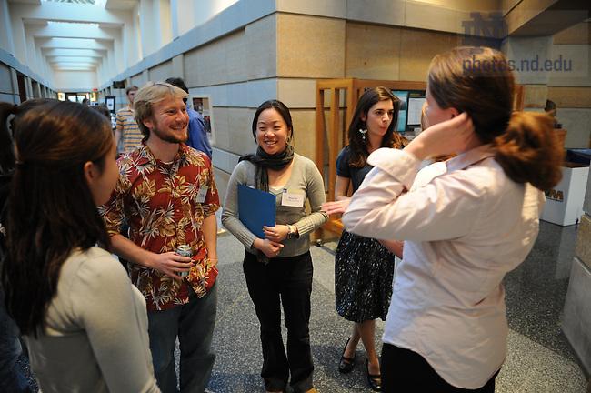 Kroc Institute undergraduate conference
