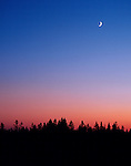 Moon Stars and Sun