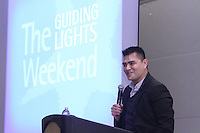 "The Guiding Lights Weekend 2012: Live Like a Citizen. ""Citizens Salon: Citizen Journalists and The Story of Us."" Jose Antonio Vargas."