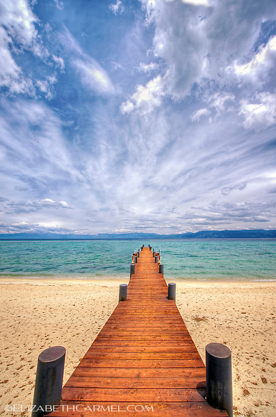 Summer Afternoon, Tahoe