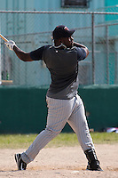 09 May 2010: Rene Leveret is seen during a tryout for Team France, in St Maarten, Netherlands Antilles.