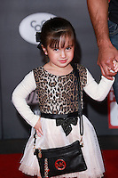 HOLLYWOOD, LOS ANGELES, CA, USA - NOVEMBER 04: Gia Francesca Lopez arrives at the Los Angeles Premiere Of Disney's 'Big Hero 6' held at the El Capitan Theatre on November 4, 2014 in Hollywood, Los Angeles, California, United States. (Photo by David Acosta/Celebrity Monitor)