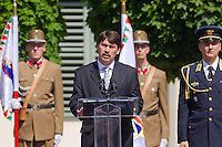 Janos Ader takes office of the President