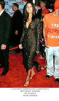© 2001ARIEL RAMEREZ/HUTCHINS PHOTO.MTV MUSIC  AWARDS.NY, NY 9/6/01.ANGIE HARMON