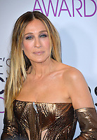 Sarah Jessica Parker at the 2017 People's Choice Awards at The Microsoft Theatre, L.A. Live, Los Angeles, USA 18th January  2017<br /> Picture: Paul Smith/Featureflash/SilverHub 0208 004 5359 sales@silverhubmedia.com