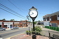 The City of Dillwyn is working on revitalize their downtown area with storefront and sidewalk improvements. (Photo/Andrew Shurtleff)