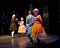 London, UK. 05.12.2012. CINDERELLA THE MIDNIGHT PRINCESS opens at the Rose Theatre, Kingston. Picture shows: William Postlethwaite (Wolfgang), Jenny Bede (Aloysia),  Jack Monaghan (Prince Sebastian),  Laura Prior (Constanza).  Photo credit: Jane Hobson.
