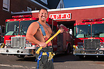 The Heroes of Asbury Park 2011 Calendar brings together firefighters, lifeguards, and police to raise funds for the community organizations they support.