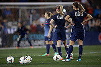 USWNT vs Canada, Friday, January 31, 2014