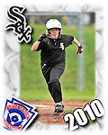 Action Photos of the Burlington American Little League White Sox at Calahan Park in Burlington, Vermont. Mandatory Credit: Ed Wolfstein Photo