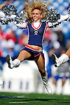 1 November 2009: Buffalo Bills' cheerleaders the Buffalo Jills, entertain the crowd during a game against the Houston Texans at Ralph Wilson Stadium in Orchard Park, New York, USA. The Texans defeated the Bills 31-10. Mandatory Credit: Ed Wolfstein Photo