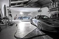 Studio-behind the scenes (OneRedEye)