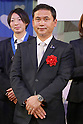 Norio Sasaki (JPN), DECEMBER 27, 2011 - Football / Soccer : Japanese Head Coach Norio Sasaki attends Celebration party for FIFA Women's World Cup Champion at Tokyo Dome City in Tokyo, Japan. (Photo by Yusuke Nakanishi/AFLO SPORT) [1090]