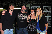 Gary Cairns, Brian Avenet-Bradley, Lo Avenet-Bradley, Jennifer Blanc<br />