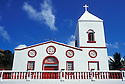 San Dionisio Church in the village of Umatac on the island of Guam.